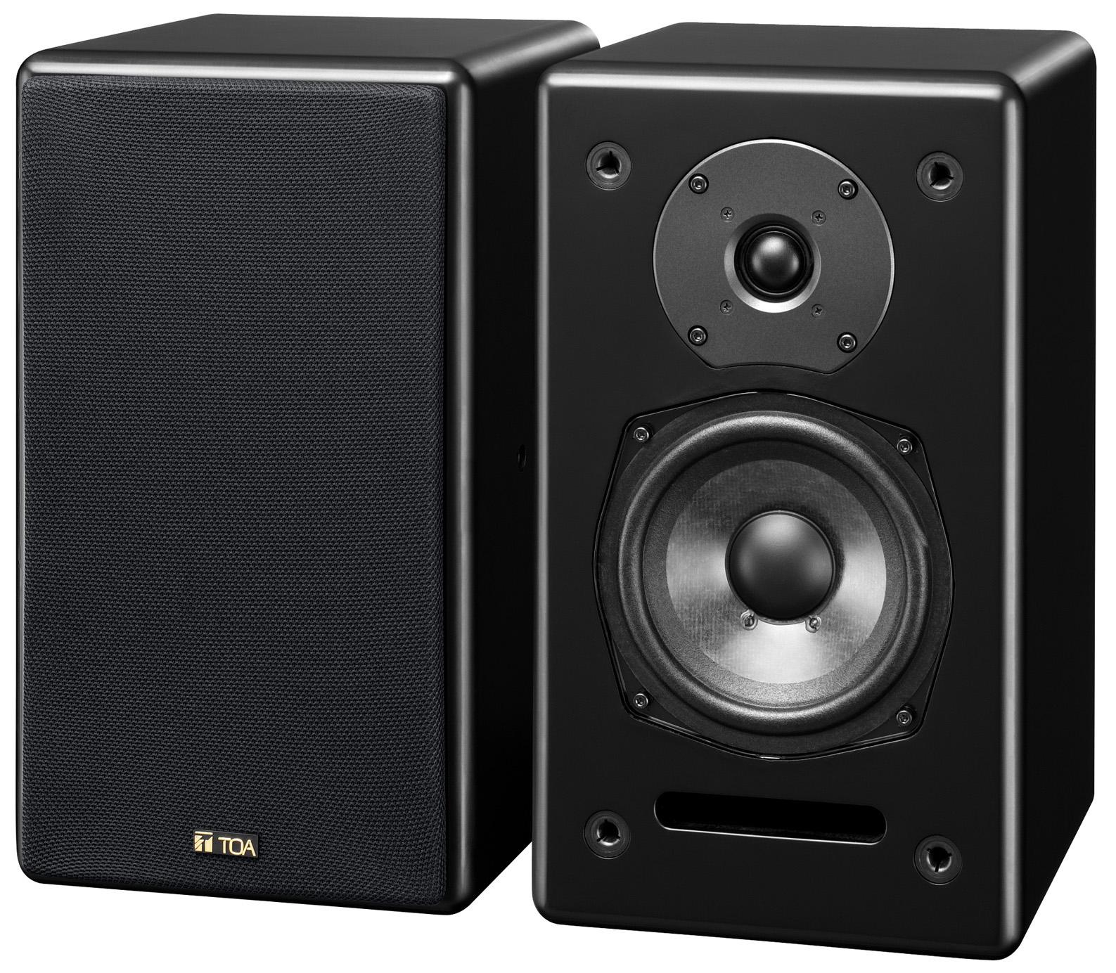 Me 160 toa corporation for Woofer speaker system