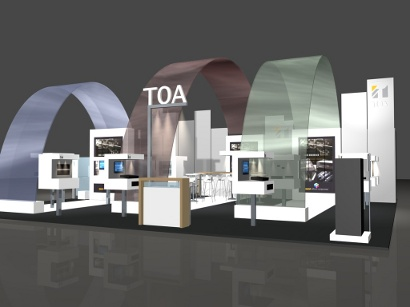 TOA booth