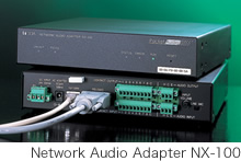 Network Audio Adapter NX-100