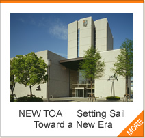 NEW TOA - Setting Sail Toward a New Era
