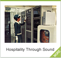 Hospitality Through Sound