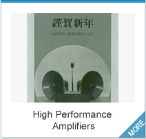 High Performance Amplifiers