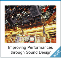 Improving Performances through Sound Design