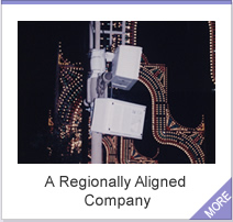 A Regionally Aligned Company