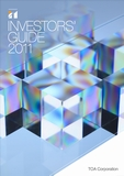 The cover of the investors guide 2011