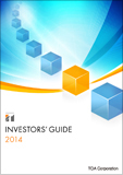 The cover of the investors guide 2014