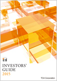 The cover of the investors guide 2015