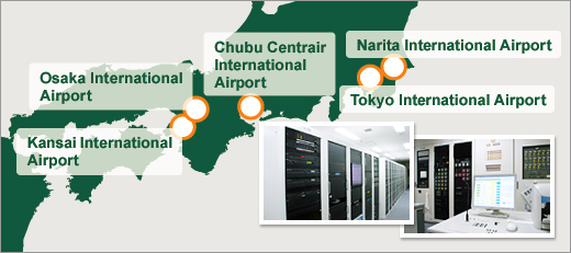 No.1 Share for Airport Broadcast Systems for International Airports in Japan