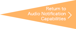 Return to Audio Notification Capabilities