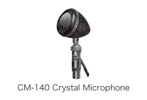 CM-140 Crystal Microphone