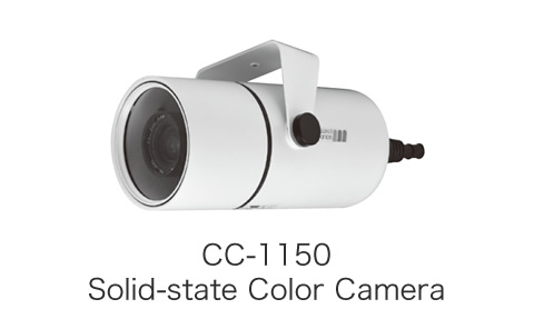 CC-1150 Solid-state Color Camera