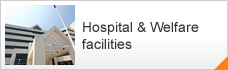 Hospital & Welfare facilities